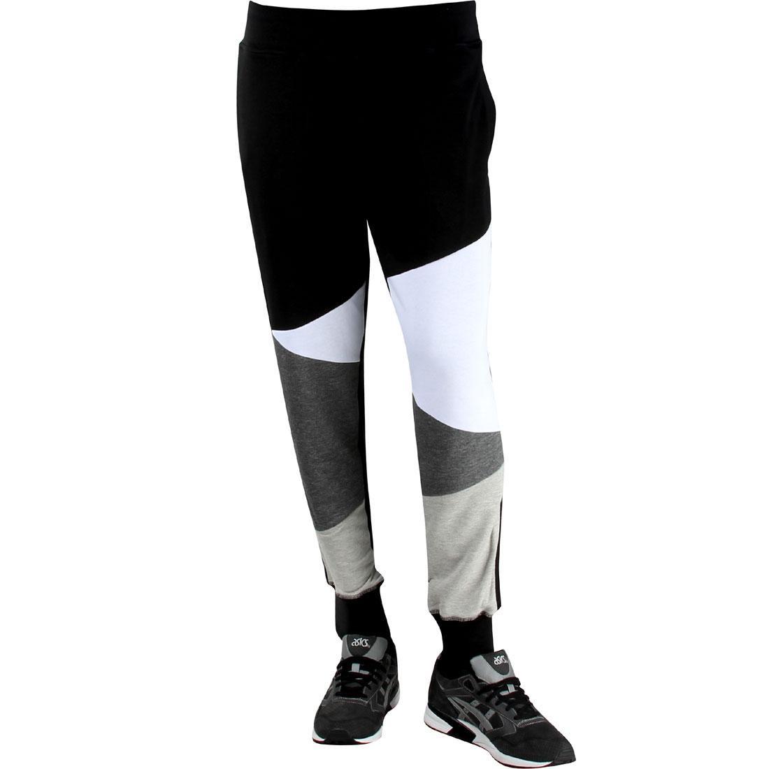【海外限定】スウェット メンズファッション ズボン 【 SWEAT UNYFORME MEN EDWARD JONES PANTS BLACK GRAY 】