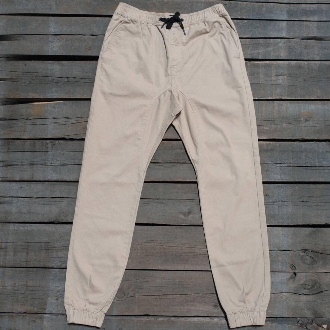 【海外限定】パンツ ズボン 【 ZANEROBE MEN SURESHOT JOGGER PANTS TAN 】