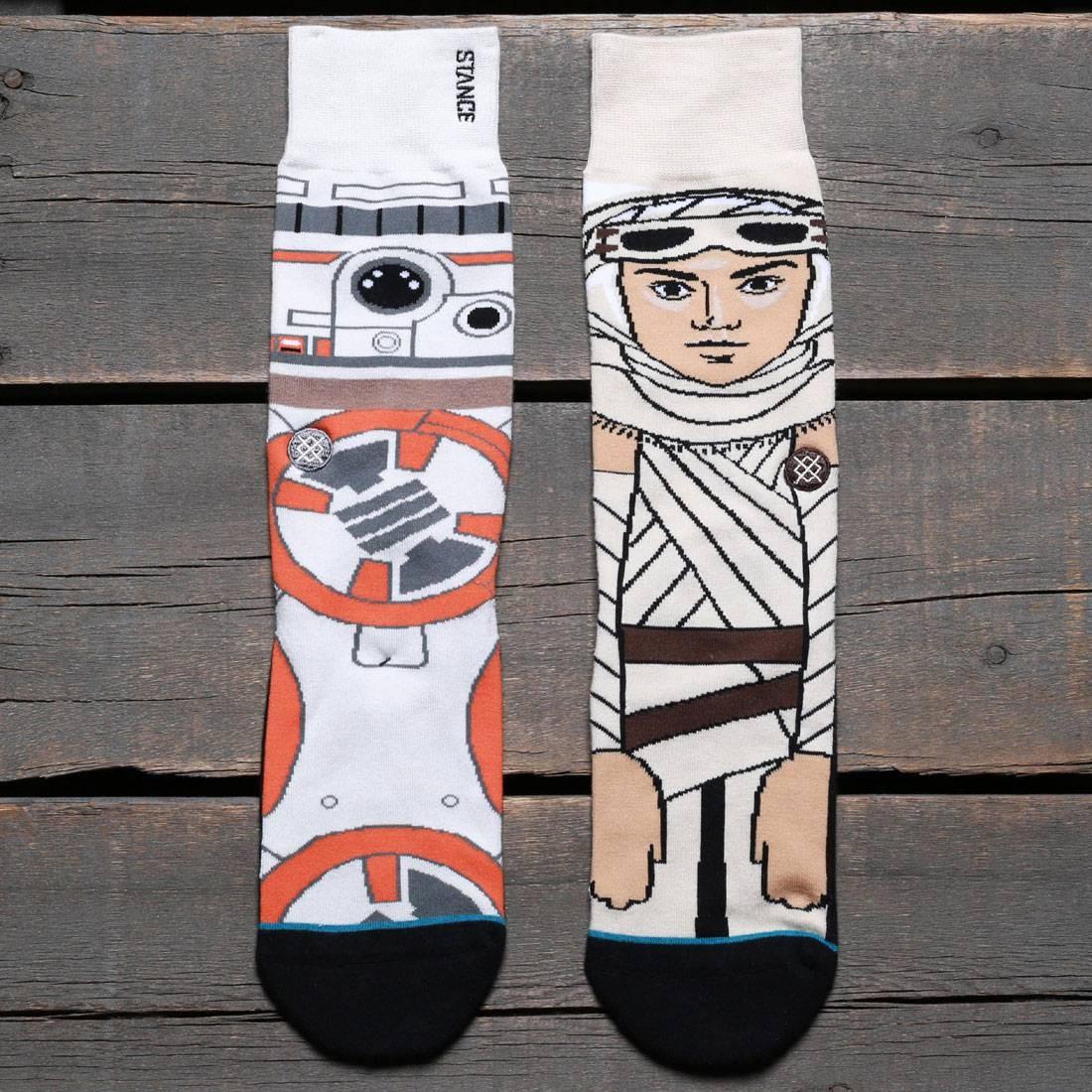 スタンス STANCE ソックス 靴下 インナー 下着 ナイトウエア メンズ 下 レッグ 【 X Star Wars The Resi Socks (tan) 】 Tan