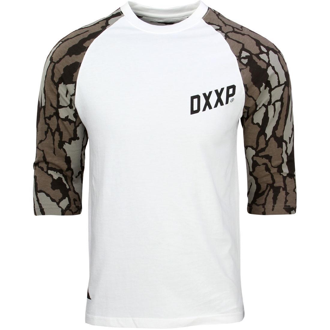 【海外限定】ディープ スリーブ Tシャツ トップス メンズファッション 【 SLEEVE 10 DEEP SLXPES 3 4 TEE WHITE 】