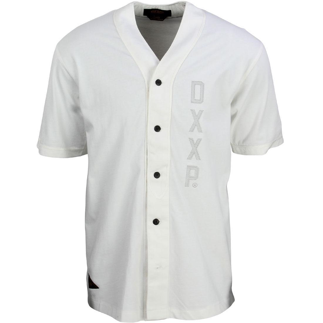 【スーパーセール中! 6/11深夜2時迄】テンディープ 10 DEEP ジャージ メンズファッション トップス Tシャツ カットソー メンズ 【 Dtown Mesh Jersey Shirt (white) 】 White