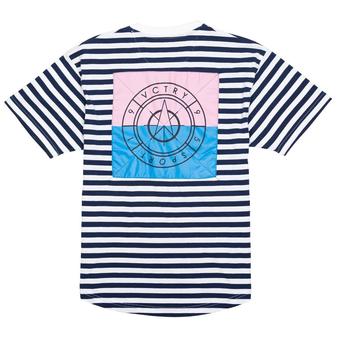 ディープ 【 10 DEEP MEN NAVIGATOR SCOOP SHIRT NAVY 】 メンズファッション トップス カジュアルシャツ 送料無料