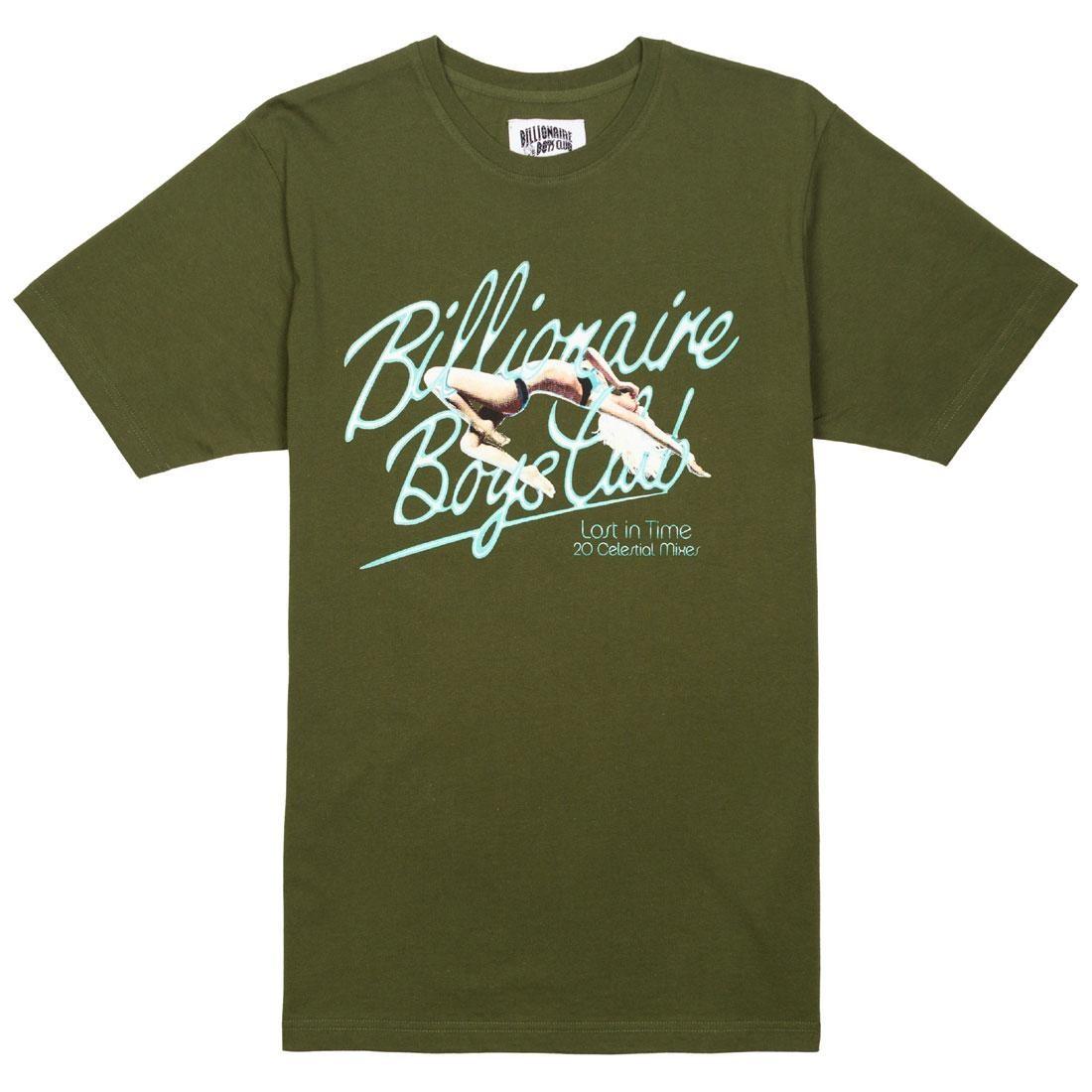 【海外限定】クラブ Tシャツ BILLIONAIRE カットソー【 BILLIONAIRE Tシャツ BOYS CLUB GREEN MEN CELESTIAL MIXES TEE GREEN CHIVE】, モナーク SHOP:1066eca9 --- officewill.xsrv.jp