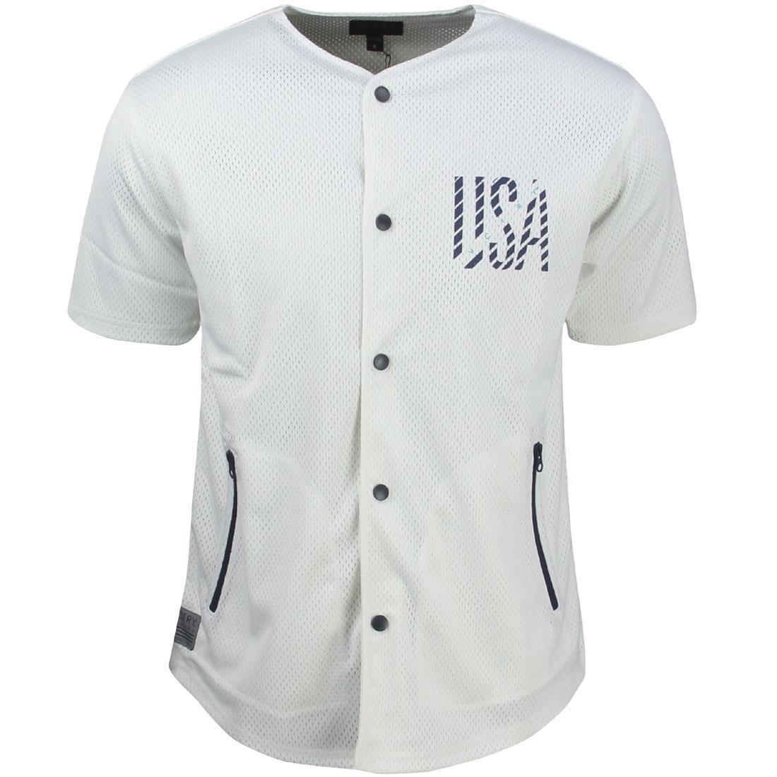 【スーパーセール中! 6/11深夜2時迄】テンディープ 10 DEEP ジャージ メンズファッション トップス Tシャツ カットソー メンズ 【 Men Doubleplay Jersey (white) 】 White