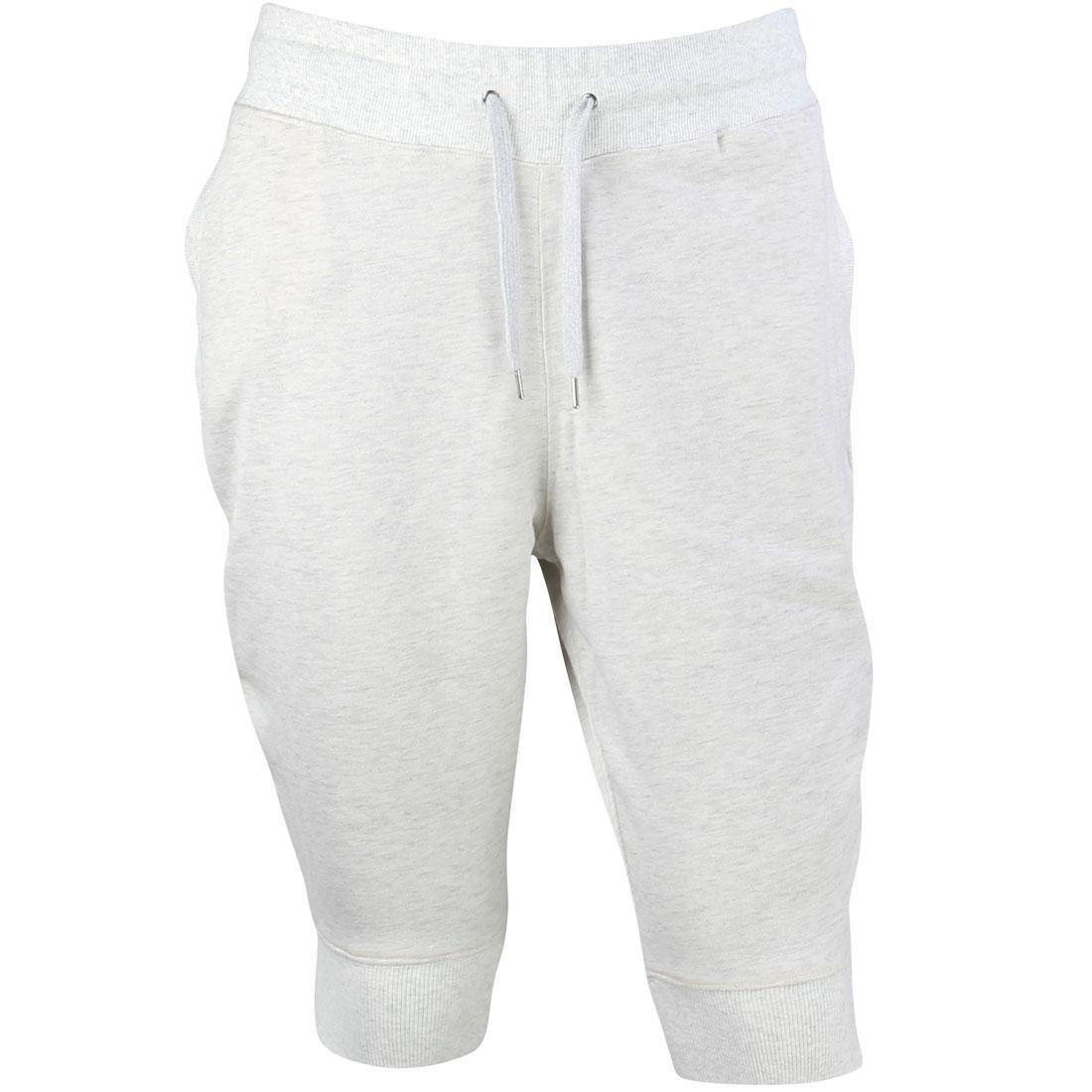 ヘザー 砂色 サンド 【 HEATHER UNYFORME MEN HAMILTON 3 4 PANTS SAND OATMEAL 】 メンズファッション ズボン パンツ