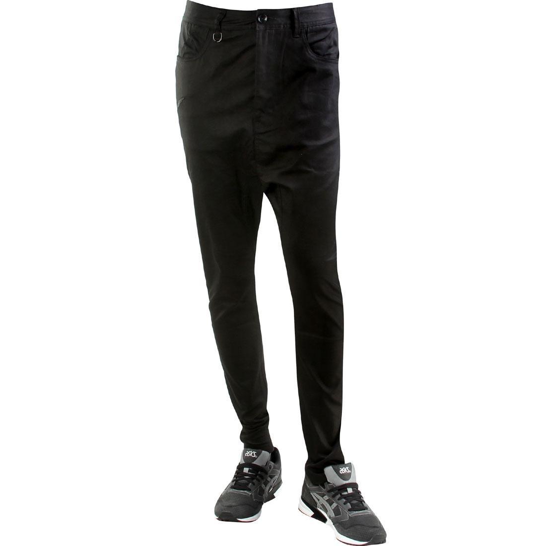 【海外限定】パブリッシュ メンズファッション ズボン 【 PUBLISH TOSH DROP STACK PANTS BLACK 】