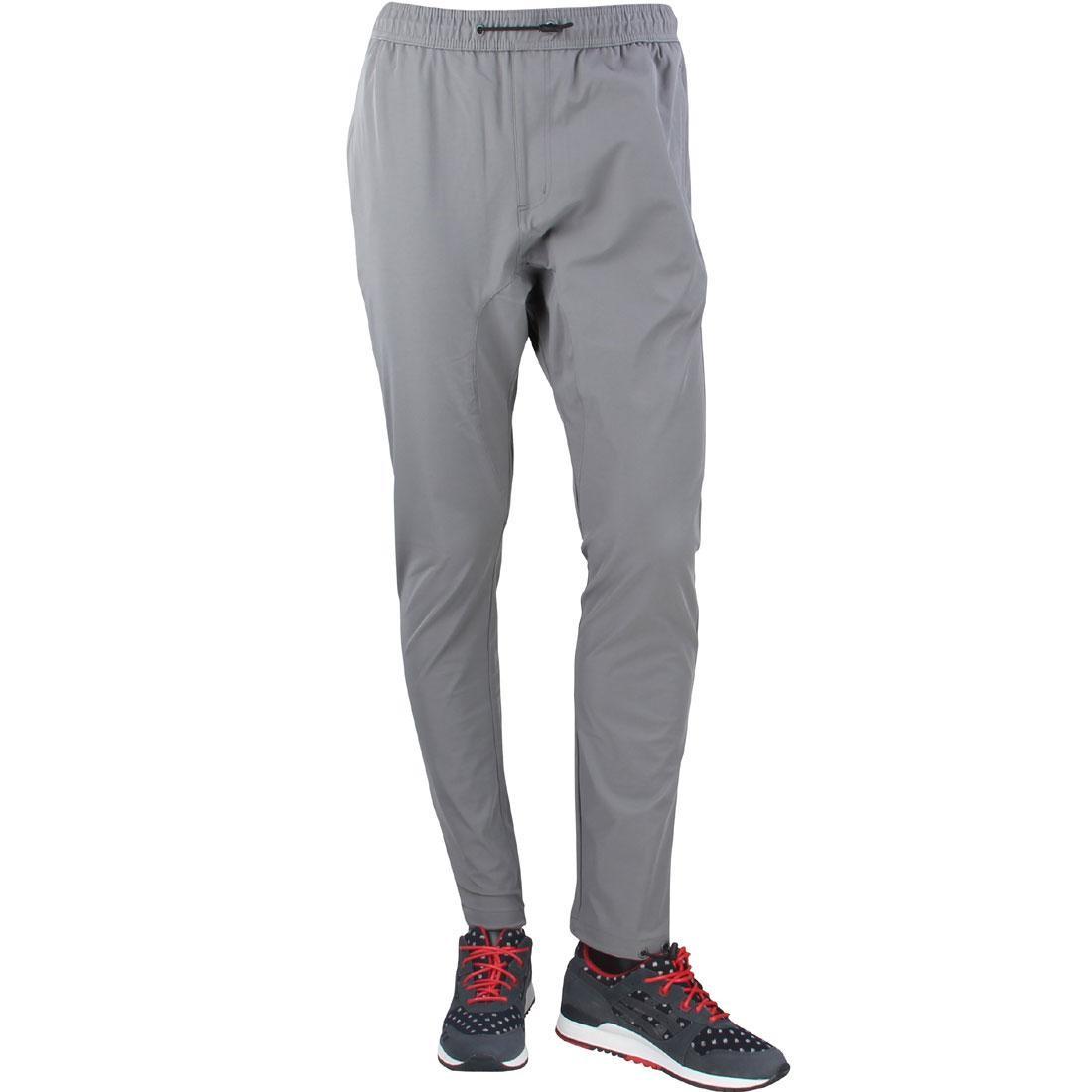 テック 灰色 グレー グレイ 【 GRAY ZANEROBE MEN MONTAGE SALERNO TECH PANTS 】 メンズファッション ズボン パンツ