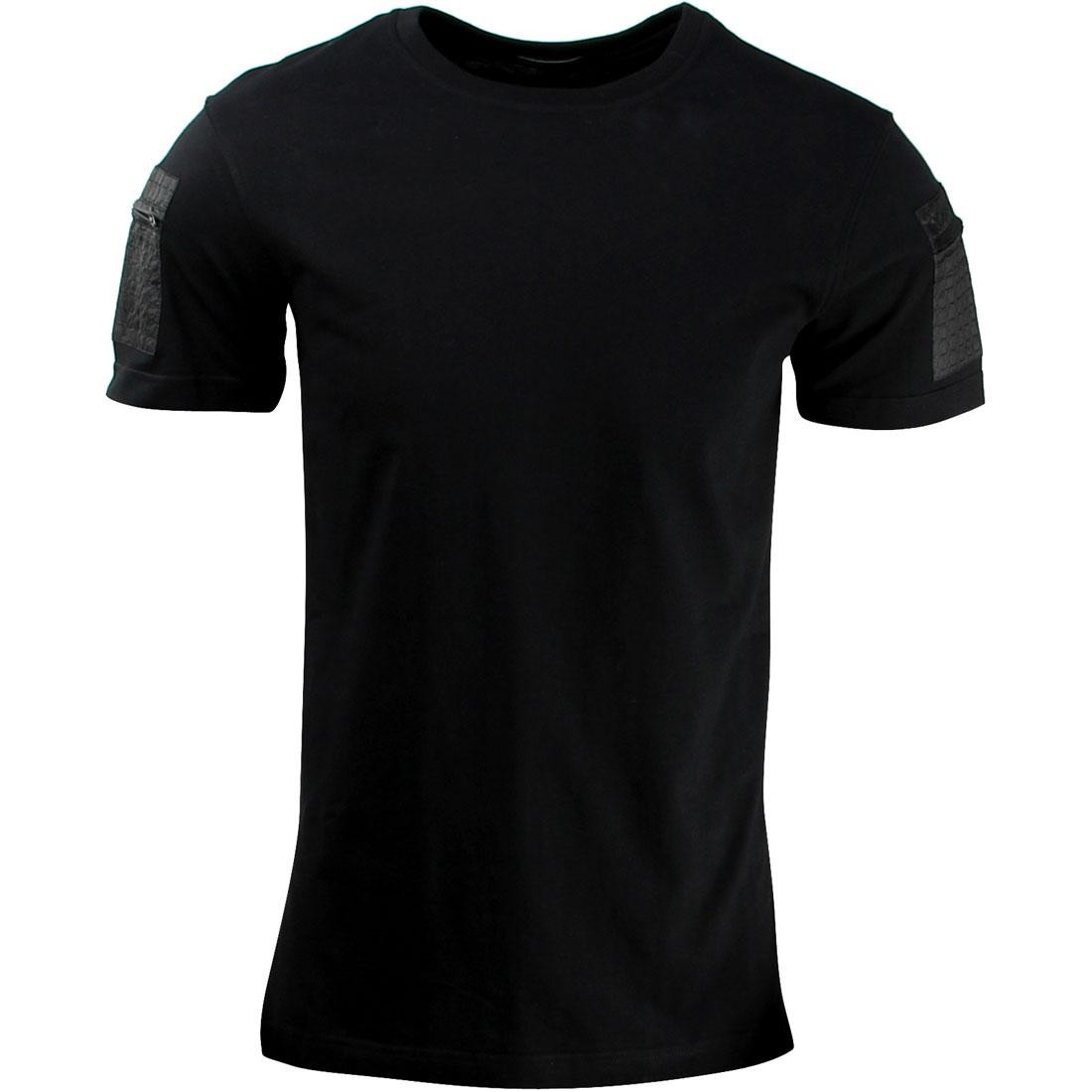 【海外限定】Tシャツ カットソー 【 UNYFORME VANGUARD TEE BLACK 】