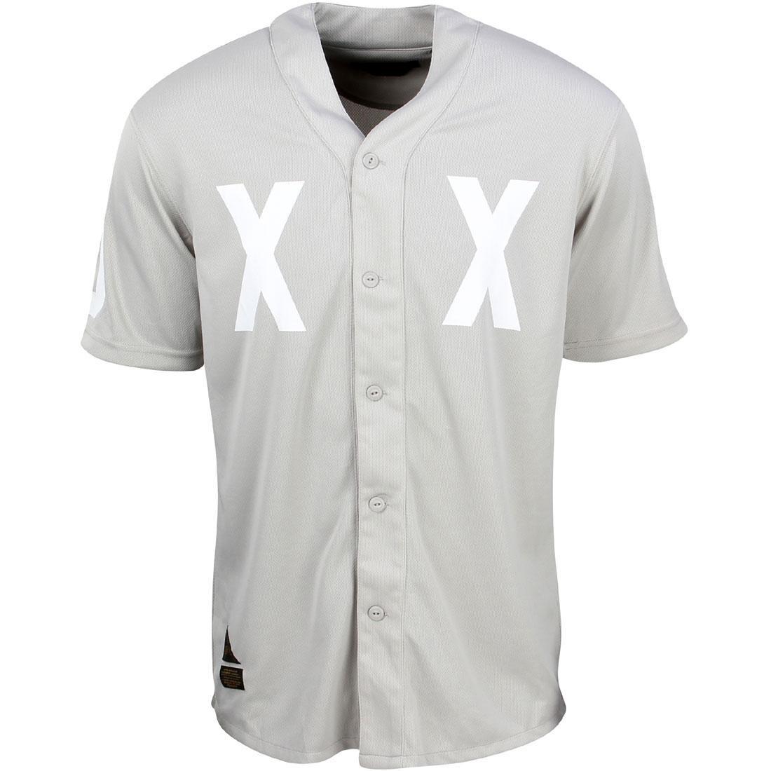 【スーパーセール中! 6/11深夜2時迄】テンディープ 10 DEEP ジャージ メンズファッション トップス Tシャツ カットソー メンズ 【 Dxxp Bb Jersey Shirt (gray) 】 Gray
