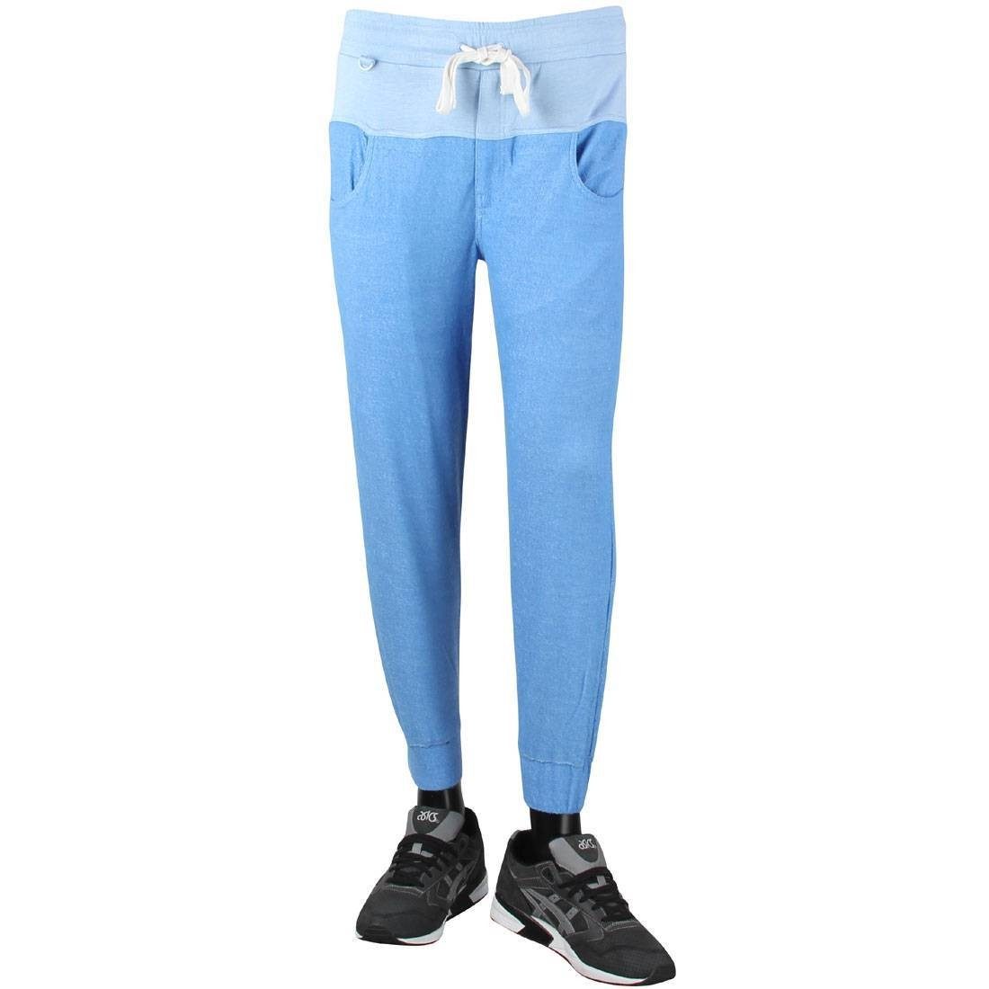 メンズファッション ズボン パンツ メンズ 【 Clot Men Reversed Sweatpants (blue / Heather) 】 Blue / Heather