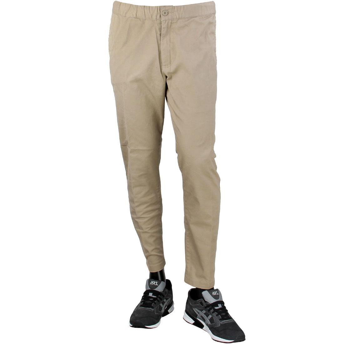 【海外限定】メンズファッション ズボン 【 OBEY MEN LUDLOW TWILL PANTS KHAKI 】