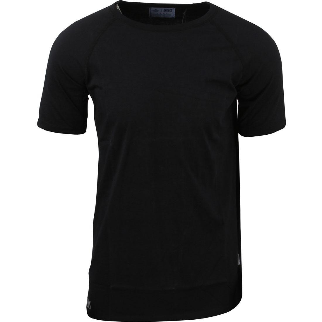 アシックスタイガー ASICS TIGER Tシャツ メンズファッション トップス カットソー メンズ 【 X Reigning Champ Men Tee (black) 】 Black
