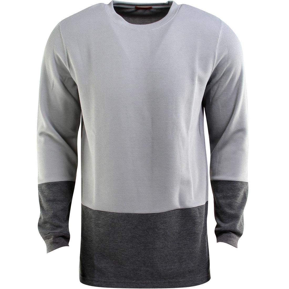 【海外限定】ニット GRAY TOP Tシャツ メンズファッション TEE カットソー【 UNYFORME MURRY KNIT TOP TEE GRAY】, cotton chips:870a6669 --- officewill.xsrv.jp