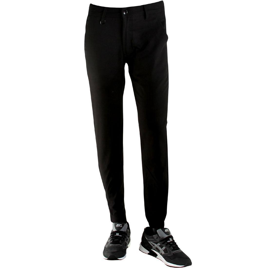 【海外限定】パブリッシュ パンツ ズボン 【 PUBLISH GELSTON TWILL JOGGER PANTS BLACK 】
