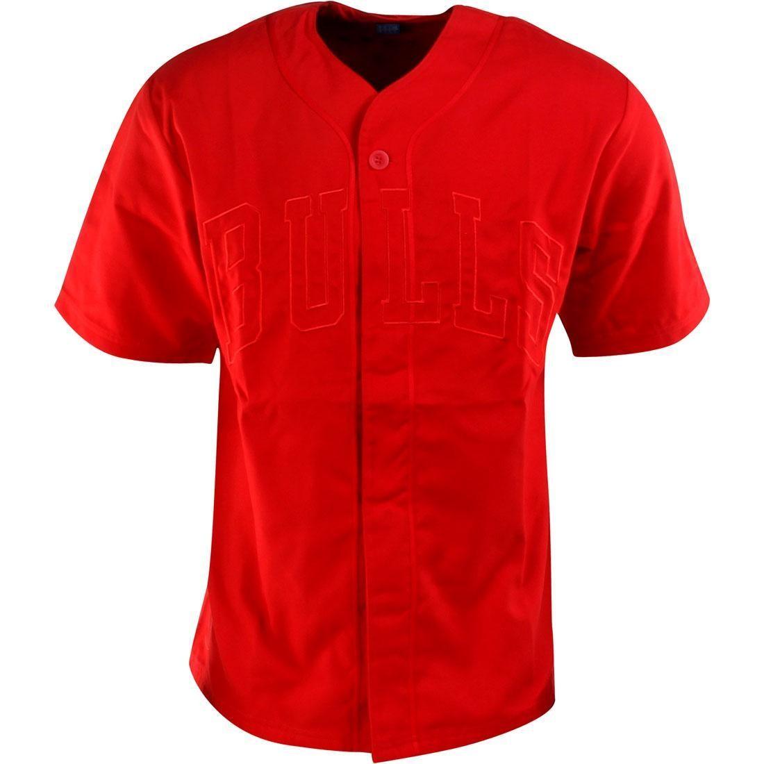 アディダス ADIDAS シカゴ ブルズ ジャージ メンズファッション トップス Tシャツ カットソー メンズ 【 Nba Chicago Bulls Jersey (red / Redsld) 】 Red / Redsld