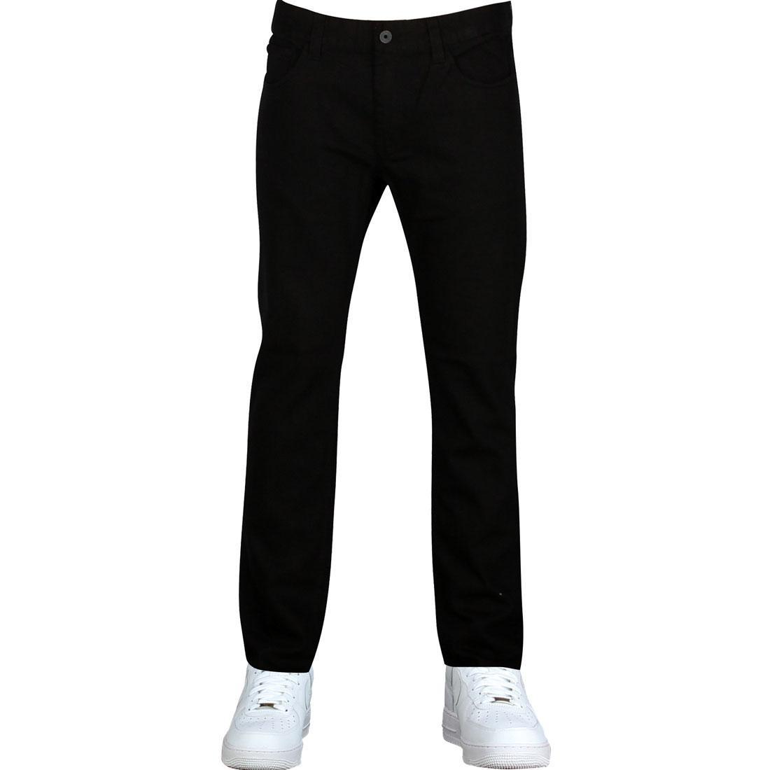 【海外限定】パンツ メンズファッション 【 BRIXTON RESERVE PANTS BLACK 】