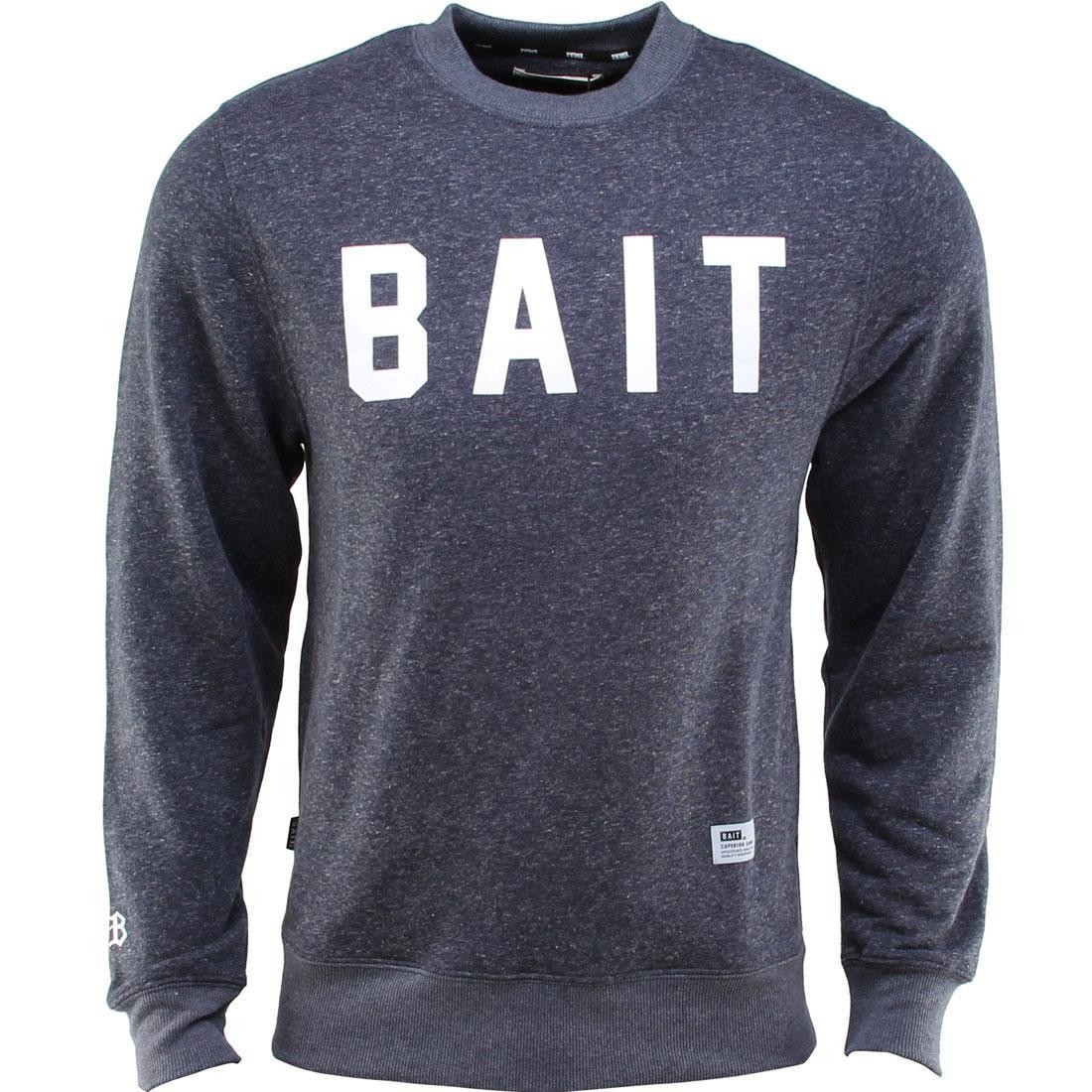【海外限定】トップス カットソー POCKETS【 BAIT NAVY INVISIBLE POCKETS】 FITTED CREWNECK NAVY】, おさいほう屋:0881b928 --- officewill.xsrv.jp