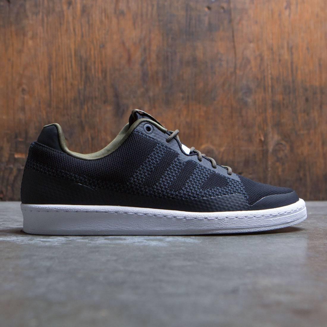 【海外限定】アディダス キャンパス GRAY灰色 グレイ コア メンズ靴 スニーカー 【 ADIDAS GREY CONSORTIUM X NORSE PROJECTS MEN CAMPUS 80S PK GRAY DARK CORE BLACK 】