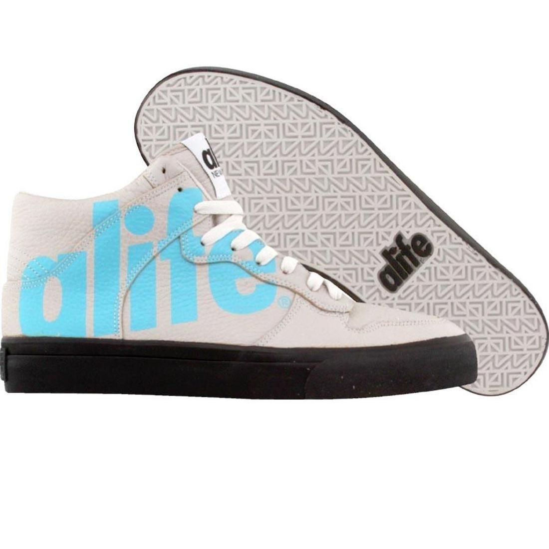 【海外限定】エーライフ ハイ スニーカー メンズ靴 【 ALIFE EVERYBODY HIGH K100 GREY 】