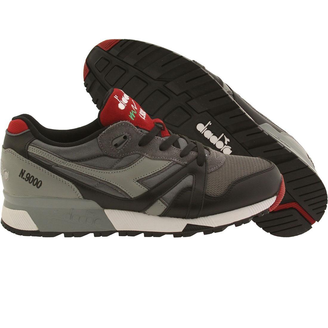 【海外限定】メンズ靴 靴 【 DIADORA MEN N9000 LS GRAY BLACK 】