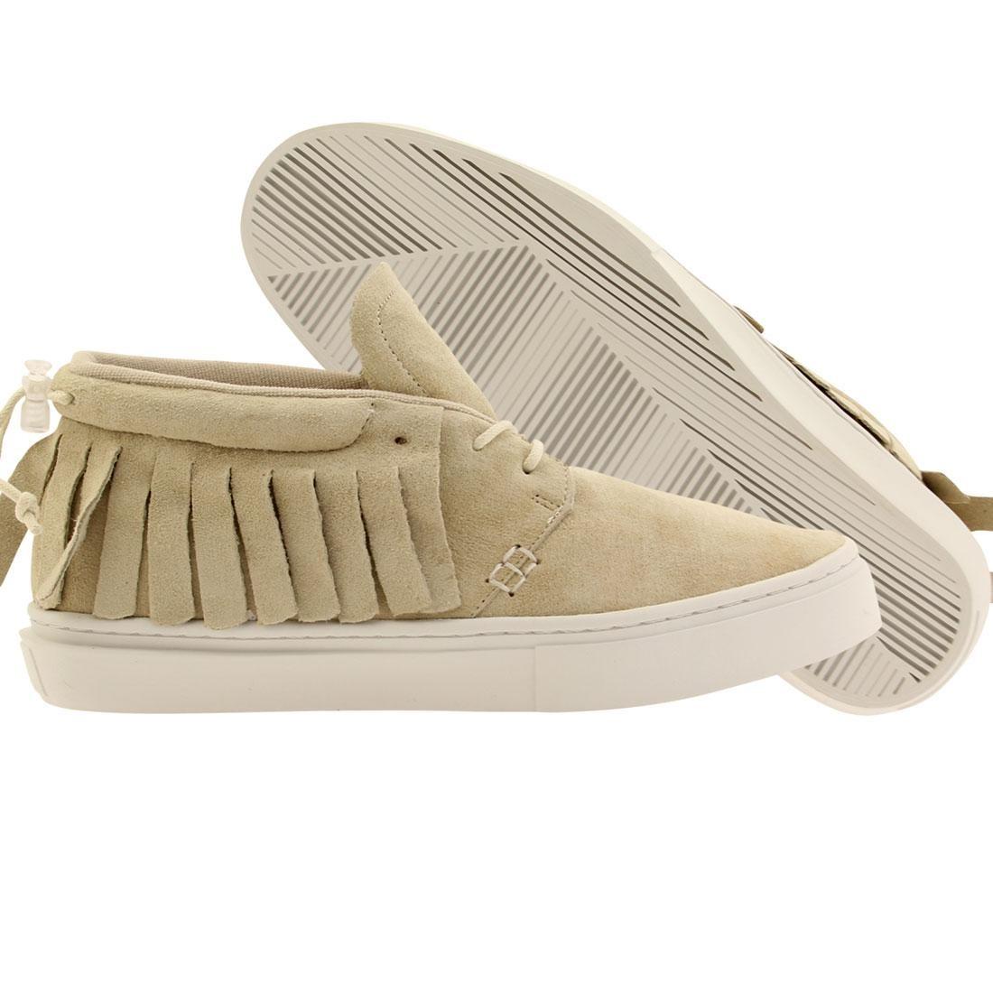 【海外限定】靴 メンズ靴 【 CLEAR WEATHER MEN THE ONEOONE WHITE CREAM 】