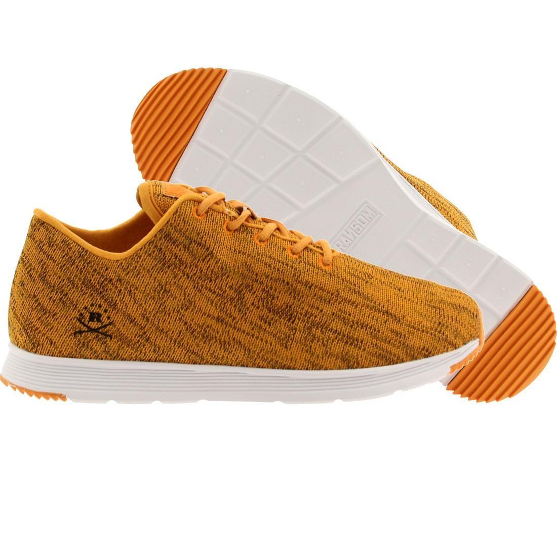 【海外限定】ランサム フィールド ライト 橙 オレンジ 靴 メンズ靴 【 FIELD ORANGE RANSOM MEN LITE SAFETY LIGHT BONE 】