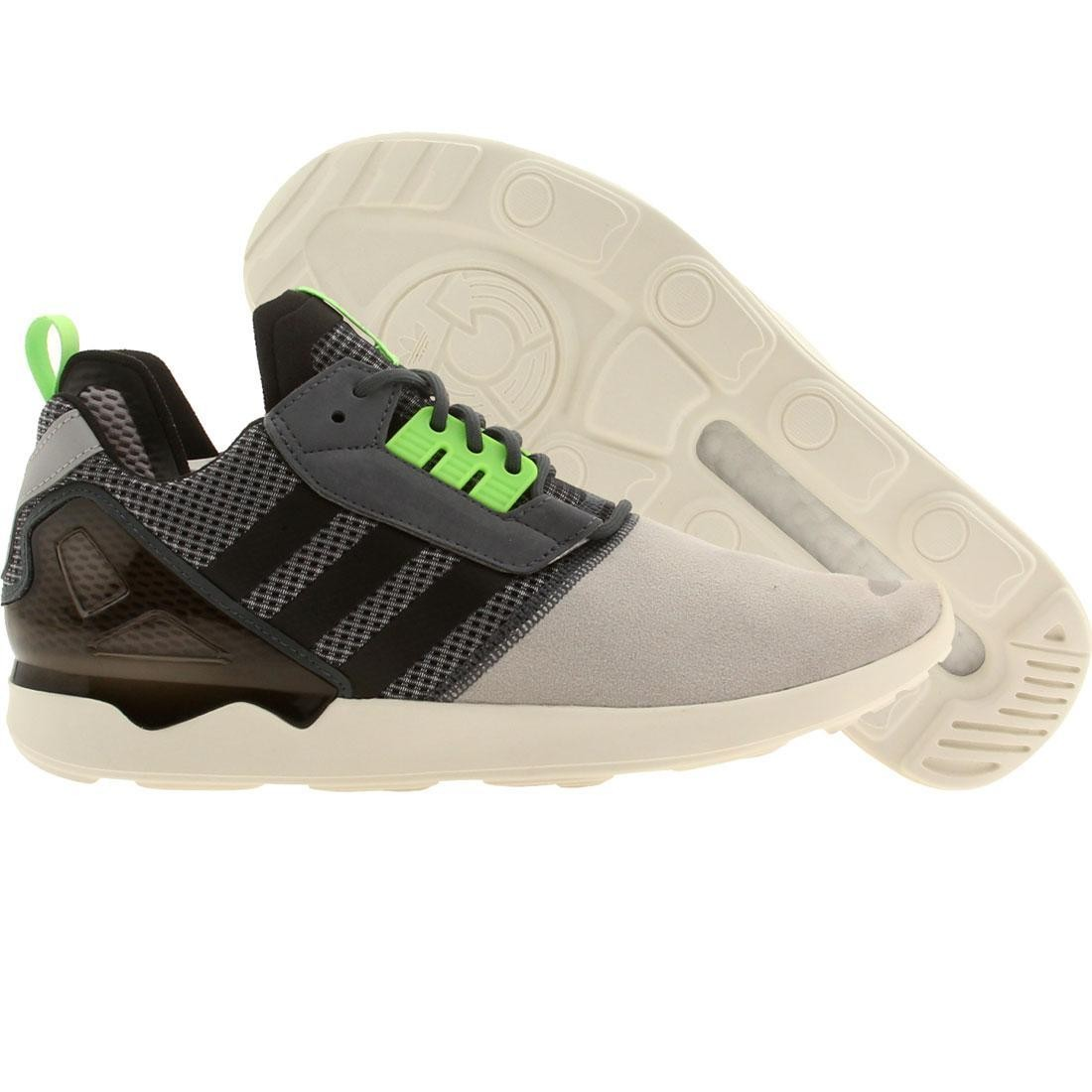 【海外限定】アディダス ブースト 靴 スニーカー 【 ADIDAS MEN ZX 8000 BOOST GRAY BOONIX MGSOGR 】