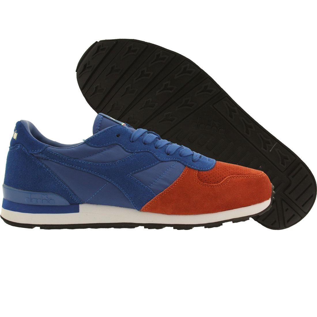 【海外限定】メンズ靴 靴 【 DIADORA MEN CAMARO DOUBLE BLUE BROWN 】