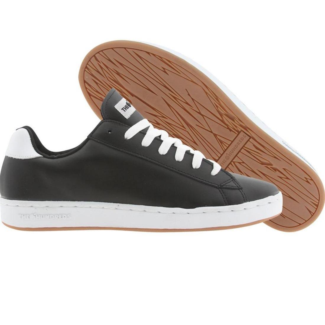 【海外限定】スニーカー 靴 【 THE HUNDREDS JACKSON LOW TOP BLACK 】