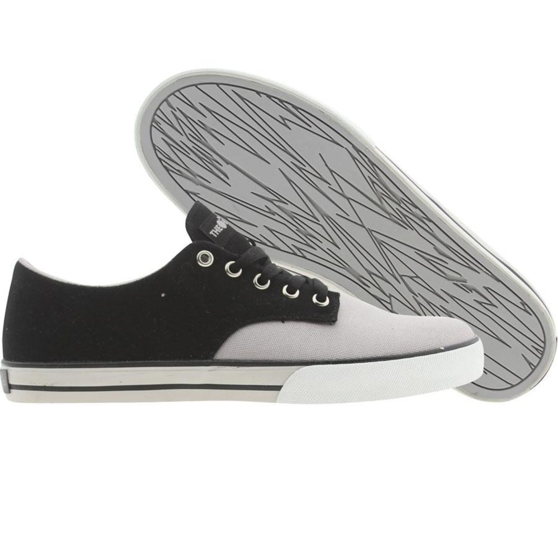 【海外限定】ジョンソン スニーカー 靴 【 THE HUNDREDS JOHNSON LOW TOP BLACK 】