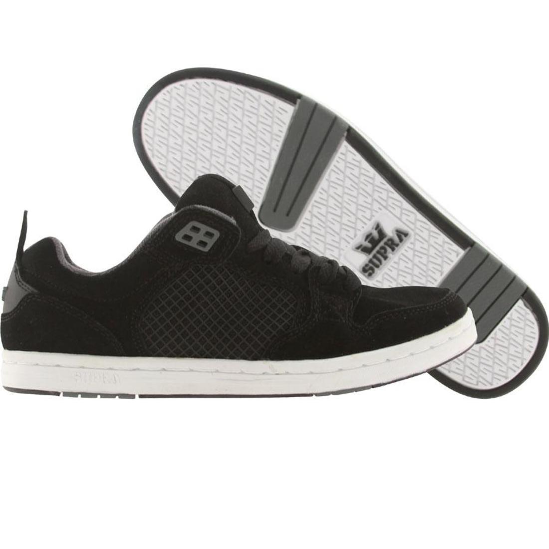 【海外限定】スープラ クルーザー メンズ靴 スニーカー 【 SUPRA CRUIZER BLACK WHITE 】