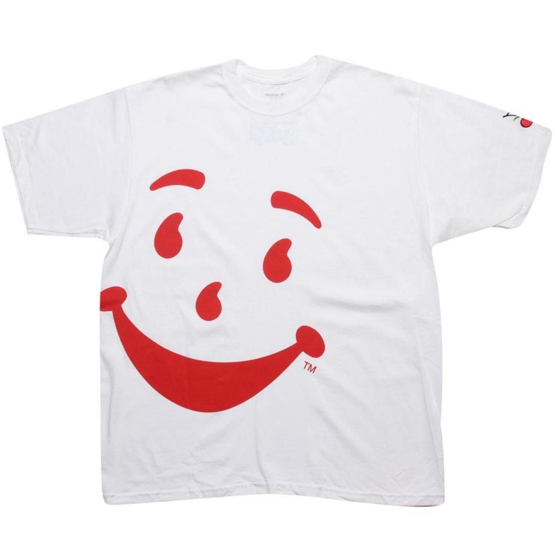 リーボック REEBOK Tシャツ メンズファッション トップス カットソー メンズ 【 Kool Aid Tee (white) 】 White