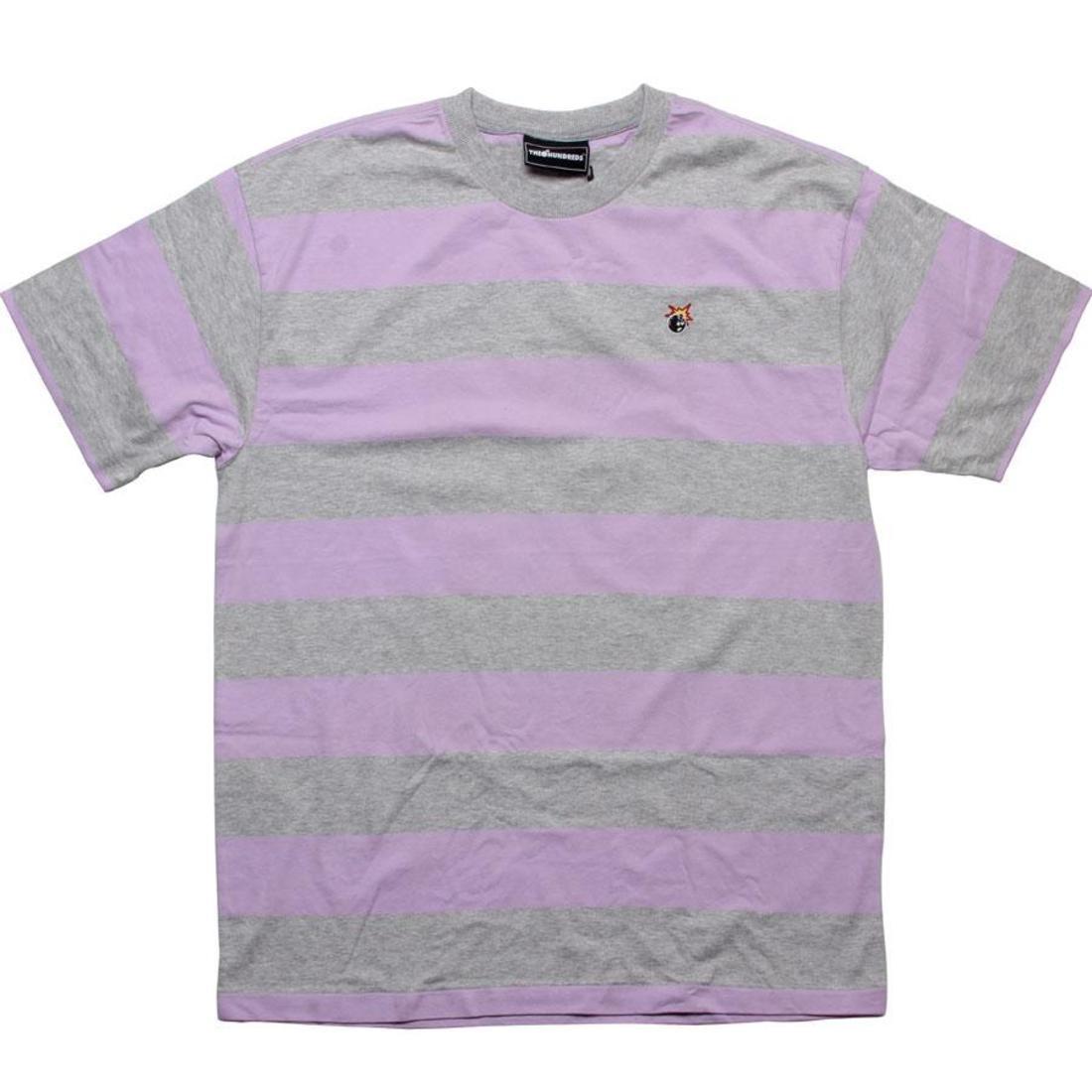 【海外限定】Tシャツ【 トップス カットソー【 BARS THE HUNDREDS BARS TEE TEE PURPLE】, SEKIDO RC SELECT:d599e594 --- officewill.xsrv.jp