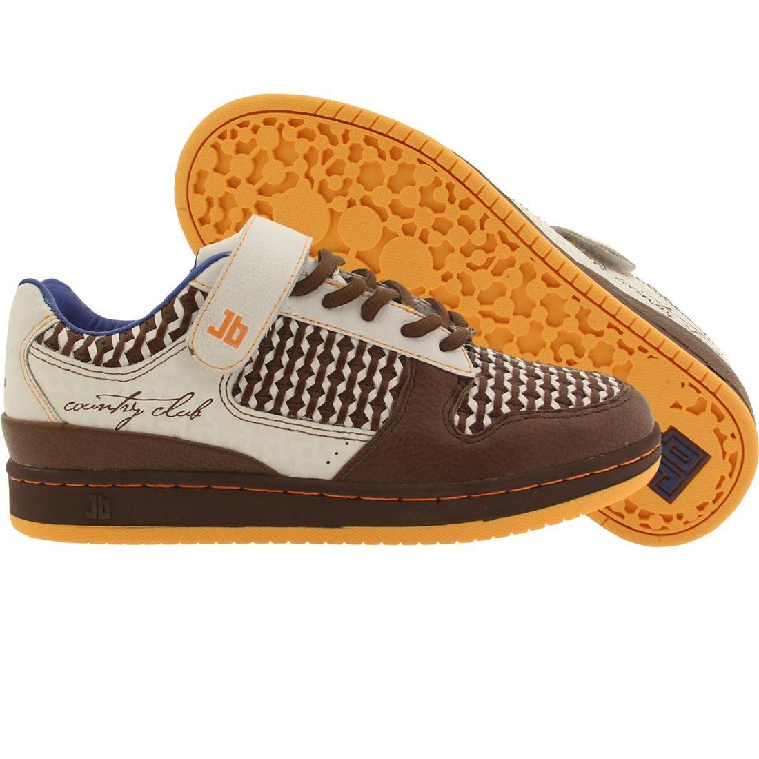 【海外限定】青 ブルー 靴 メンズ靴 【 BLUE JB CLASSICS GETLO REFLEX WEAVES BROWN NEON 】