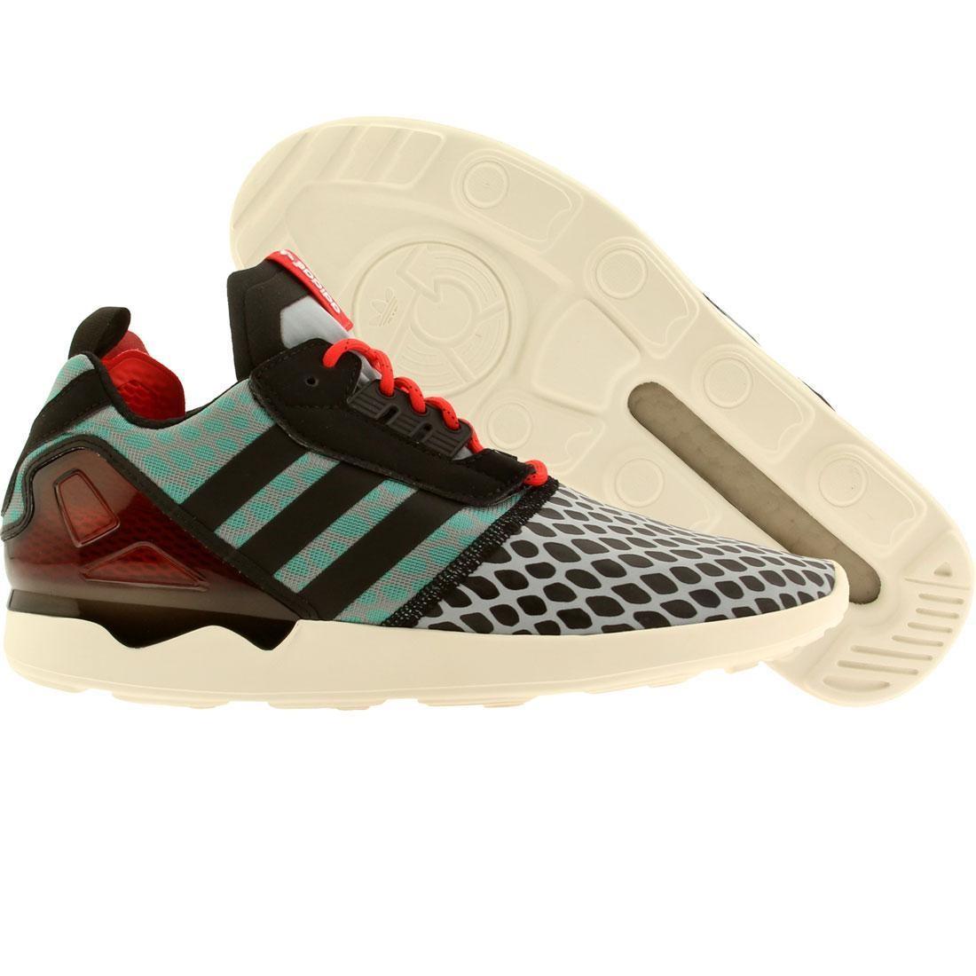 【海外限定】アディダス ブースト メンズ靴 靴 【 ADIDAS MEN ZX 8000 BOOST BLACK TEAL RED 】
