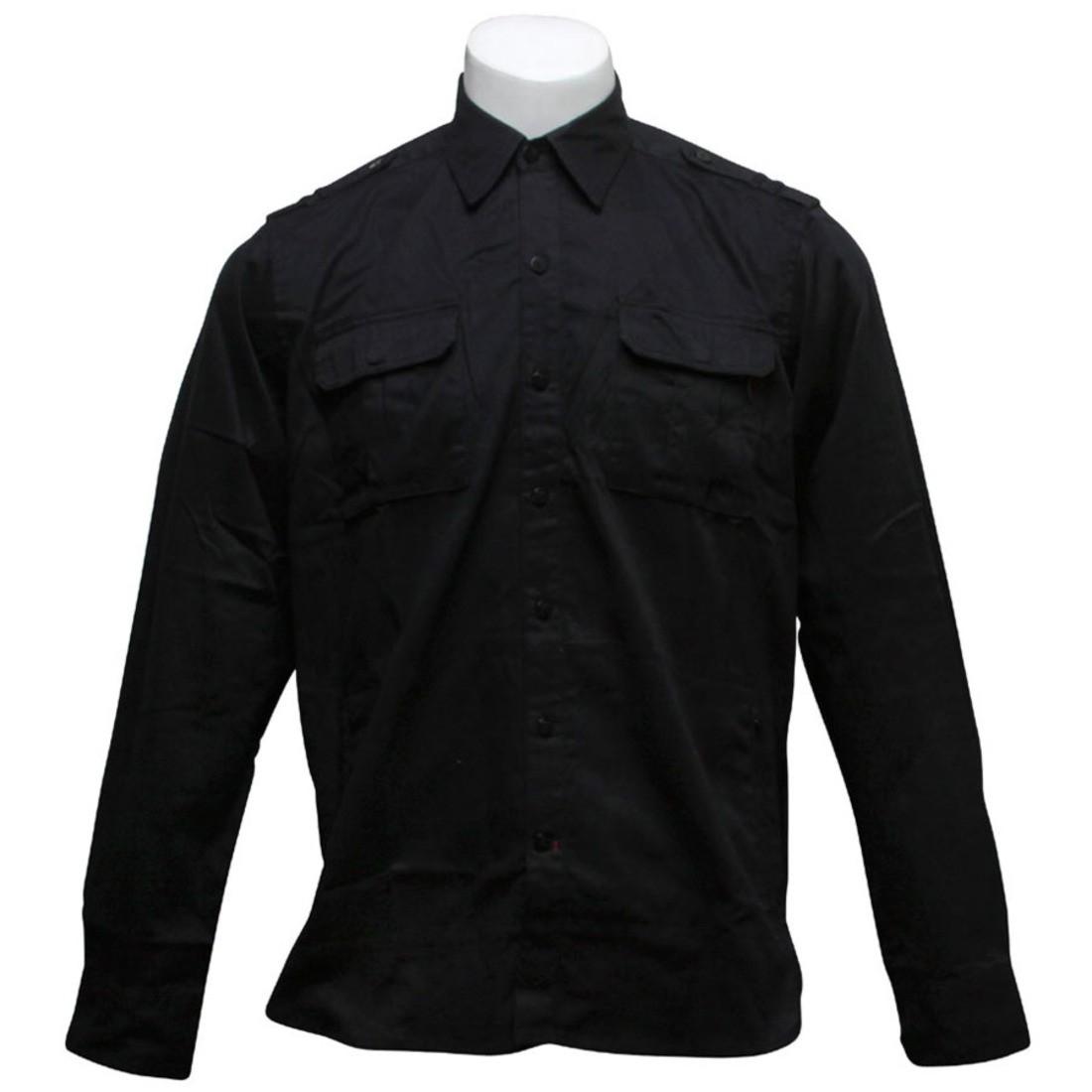 【海外限定】スニークティップ カジュアルシャツ トップス 【 SNEAKTIP UTILITY SHIRT BLACK 】