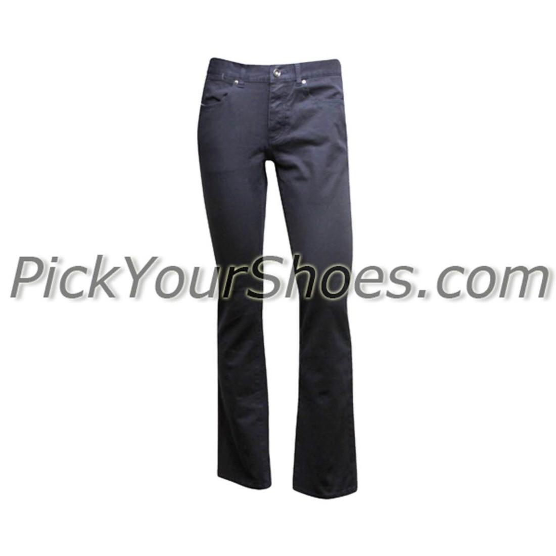 紺 ネイビー 【 NAVY KR3W KSLIM TWILL JEAN 】 メンズファッション ズボン パンツ