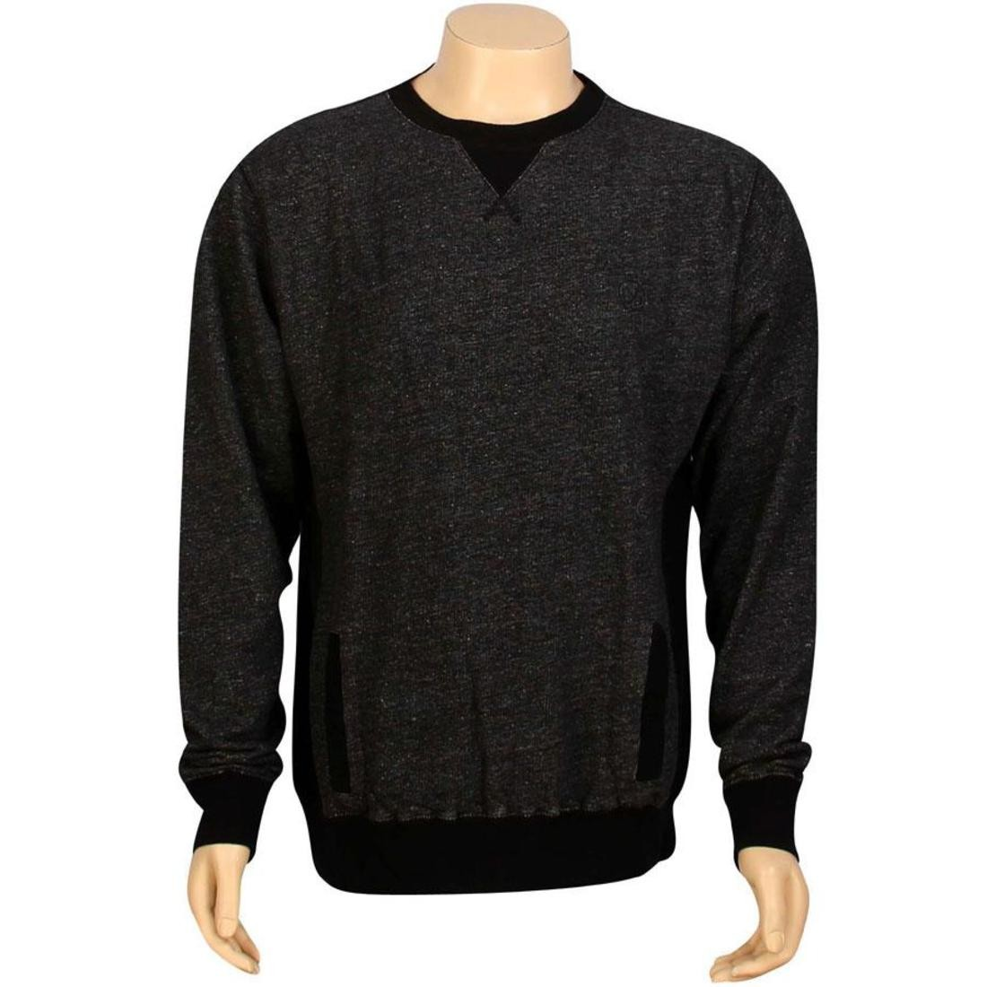 【海外限定】クラシック フリース トップス Tシャツ BLACK【 JSLV JSLV トップス CLASSIC FLEECE CREWNECK BLACK】, EMC:542cf6b5 --- officewill.xsrv.jp