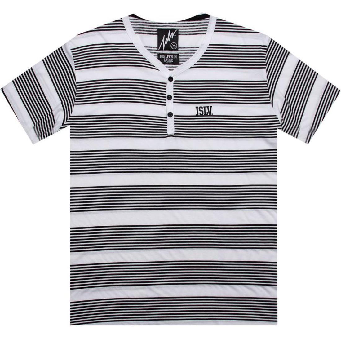 ニット Tシャツ 白 ホワイト 【 WHITE JSLV POOLSIDE KNIT TEE 】 メンズファッション トップス Tシャツ カットソー