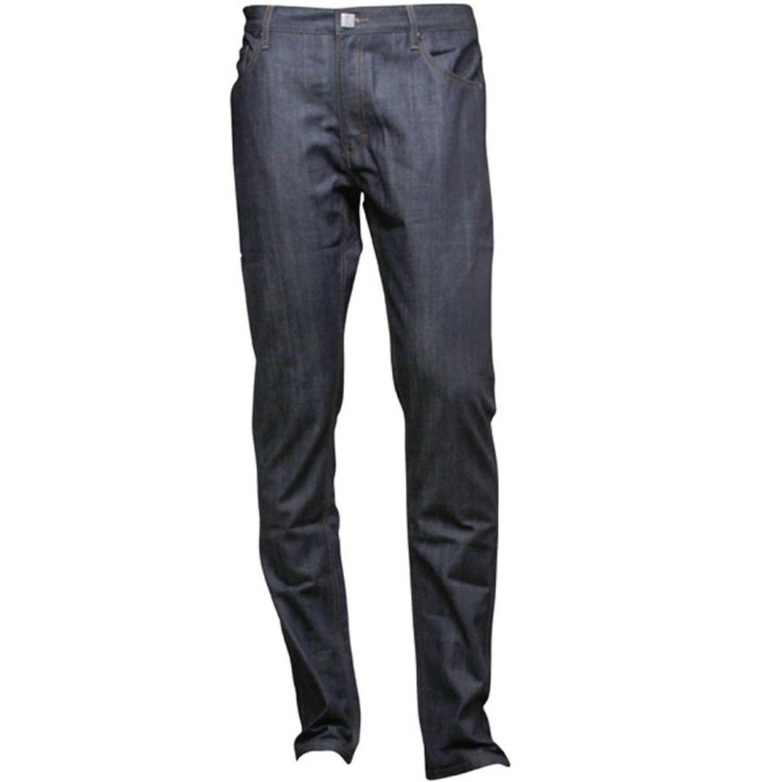 デニム 青 ブルー 【 BLUE AKOMPLICE DENIM REGULAR DARK 】 メンズファッション ズボン パンツ