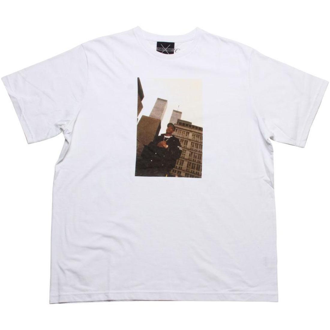 【海外限定】Tシャツ A=3MC メンズファッション 【 STAPLE MEN JAY Z TEE WHITE 】