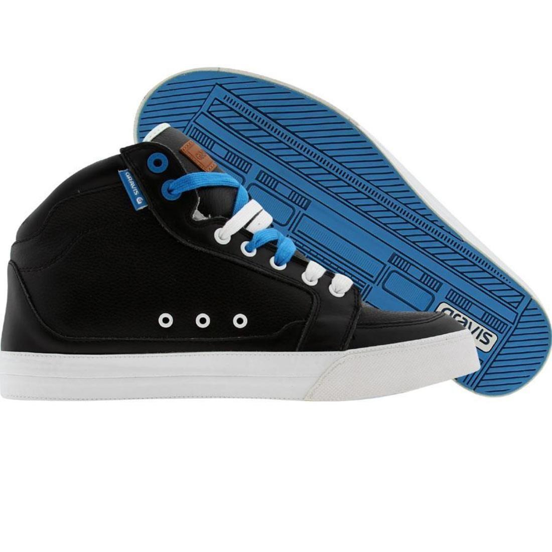 【海外限定】靴 スニーカー 【 GRAVIS LOWDOWN HC LX BLACK 】