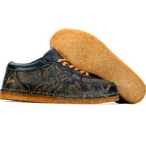 【海外限定】靴 メンズ靴 【 JB CLASSICS ESQUIRE ZEN BLACK TAN CREPE 】