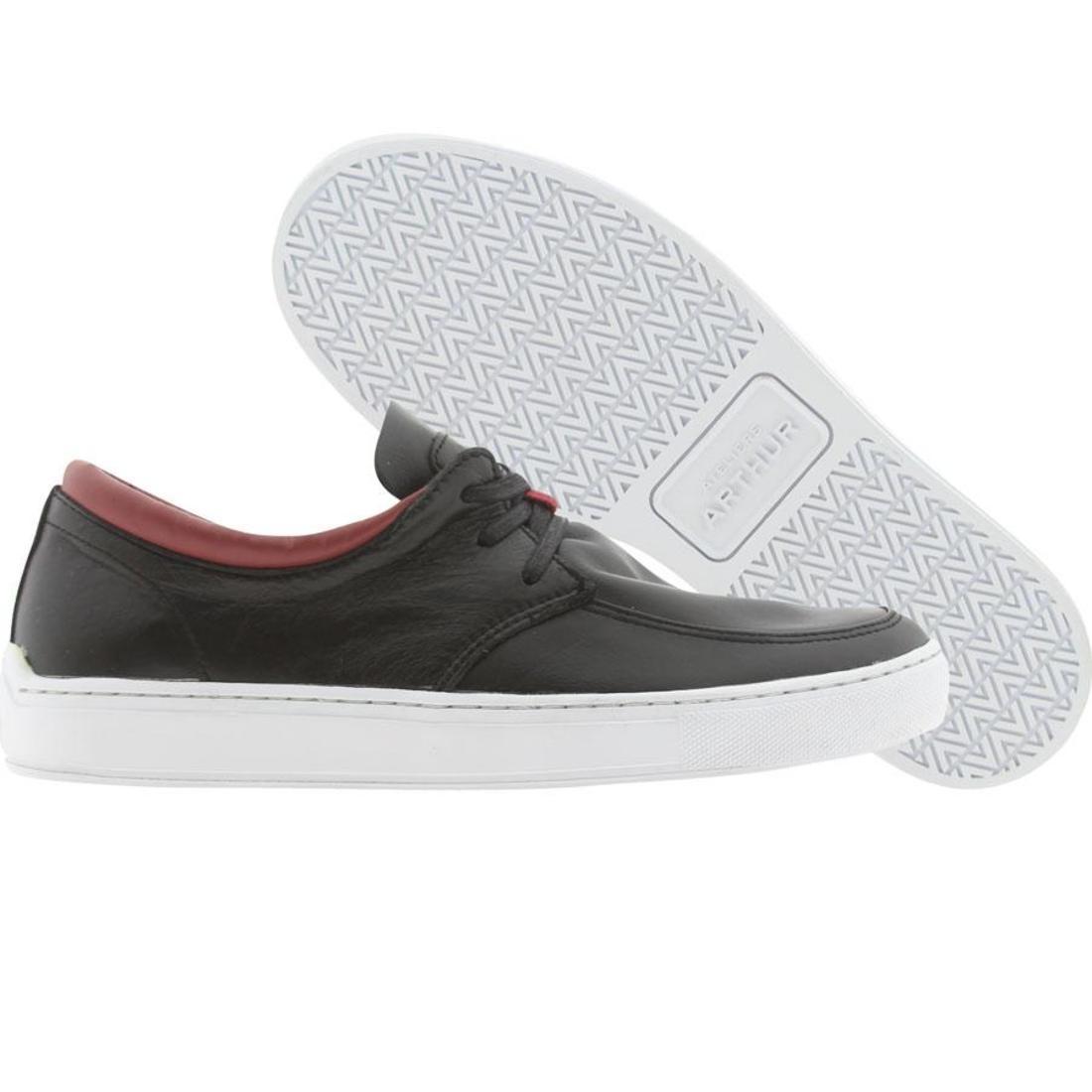 【海外限定】スニーカー メンズ靴 【 ATELIERS ARTHUR PADRE BLACK 】