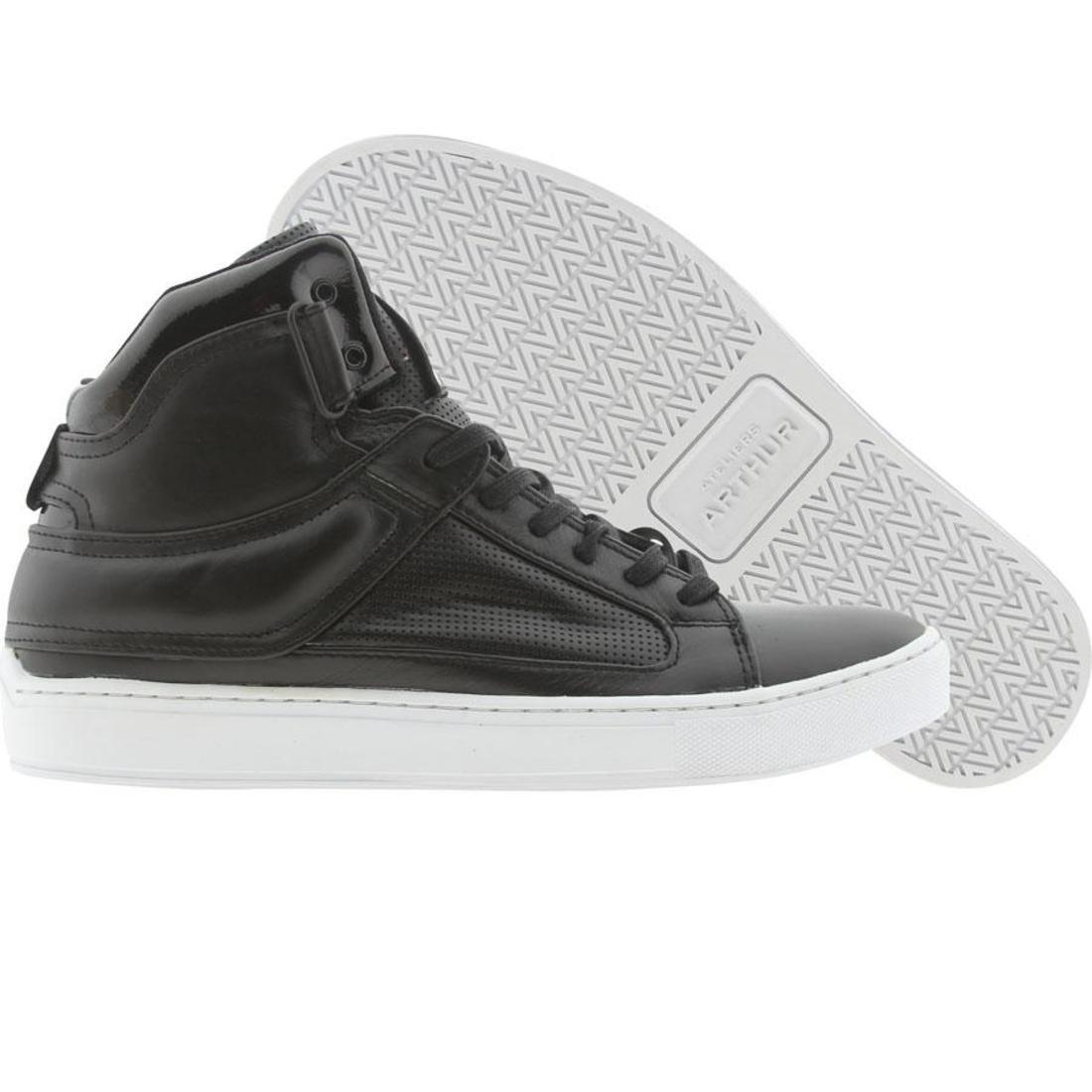 【海外限定】靴 メンズ靴 【 ATELIERS ARTHUR PRIME BLACK 】