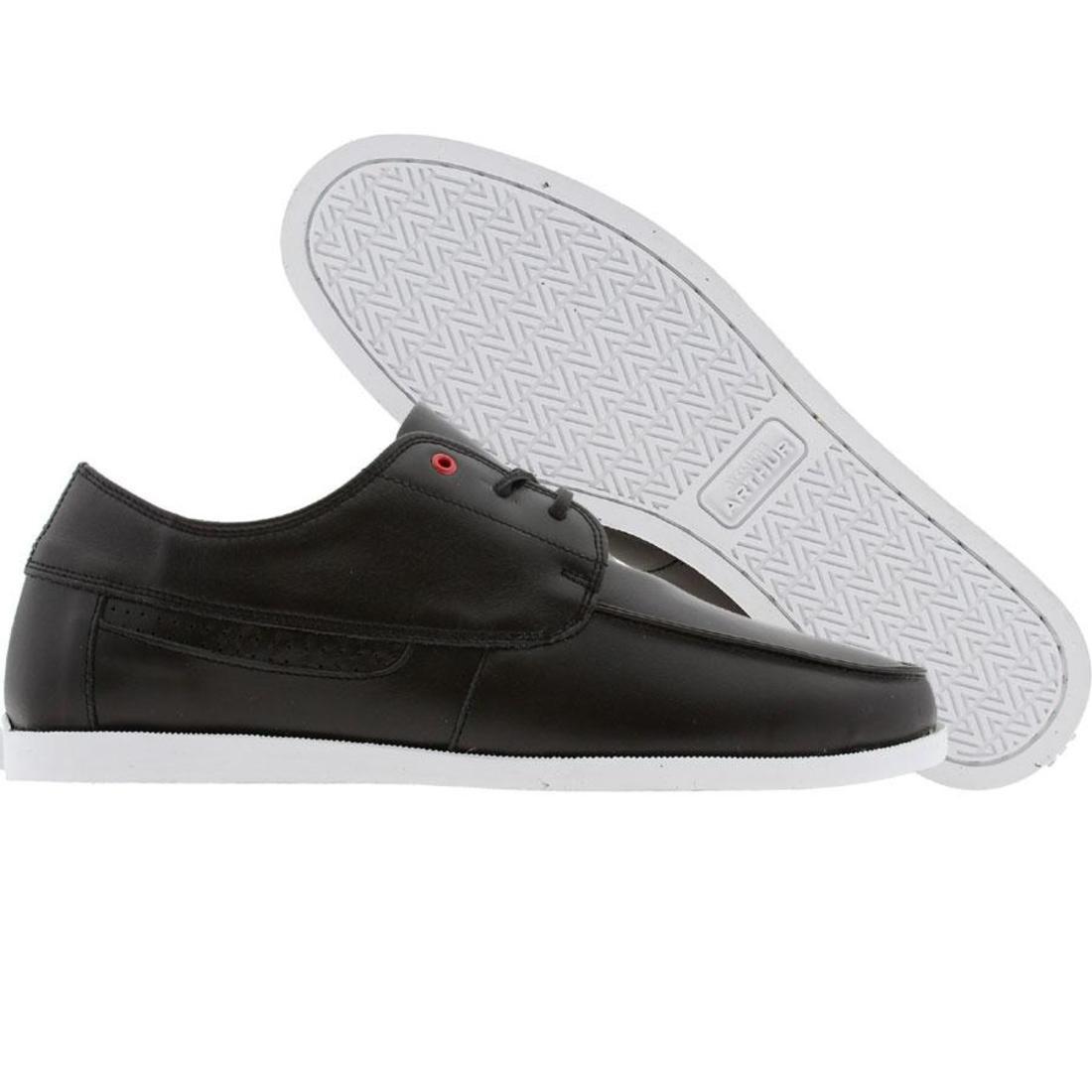 【海外限定】G.O.D. メンズ靴 靴 【 ATELIERS ARTHUR BLACK 】
