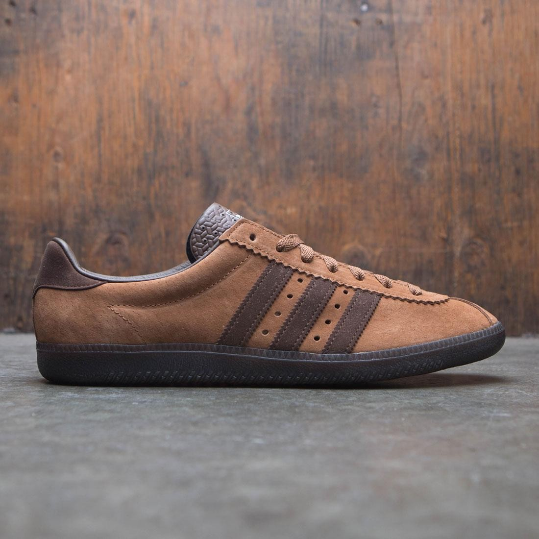 【海外限定】アディダス カーゴ 靴 スニーカー 【 ADIDAS MEN PADIHAM SPZL BROWN TIMBER DUST CARGO GUM 】