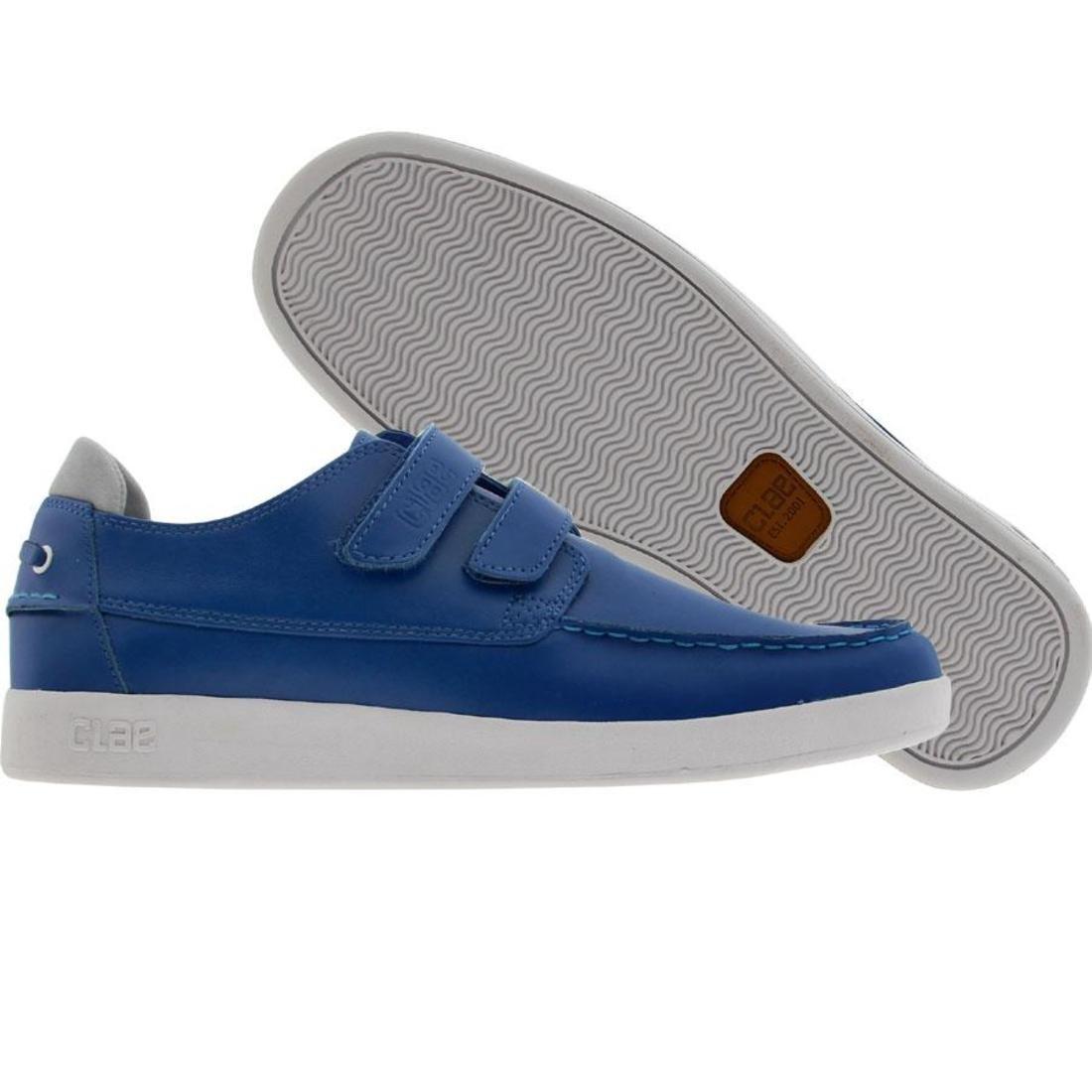 【海外限定】靴 メンズ靴 【 CLAE COUSTEAU ROYAL BLUE 】