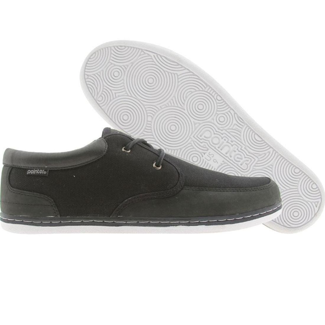 【海外限定】靴 メンズ靴 【 POINTER BARAJAS BLACK 】