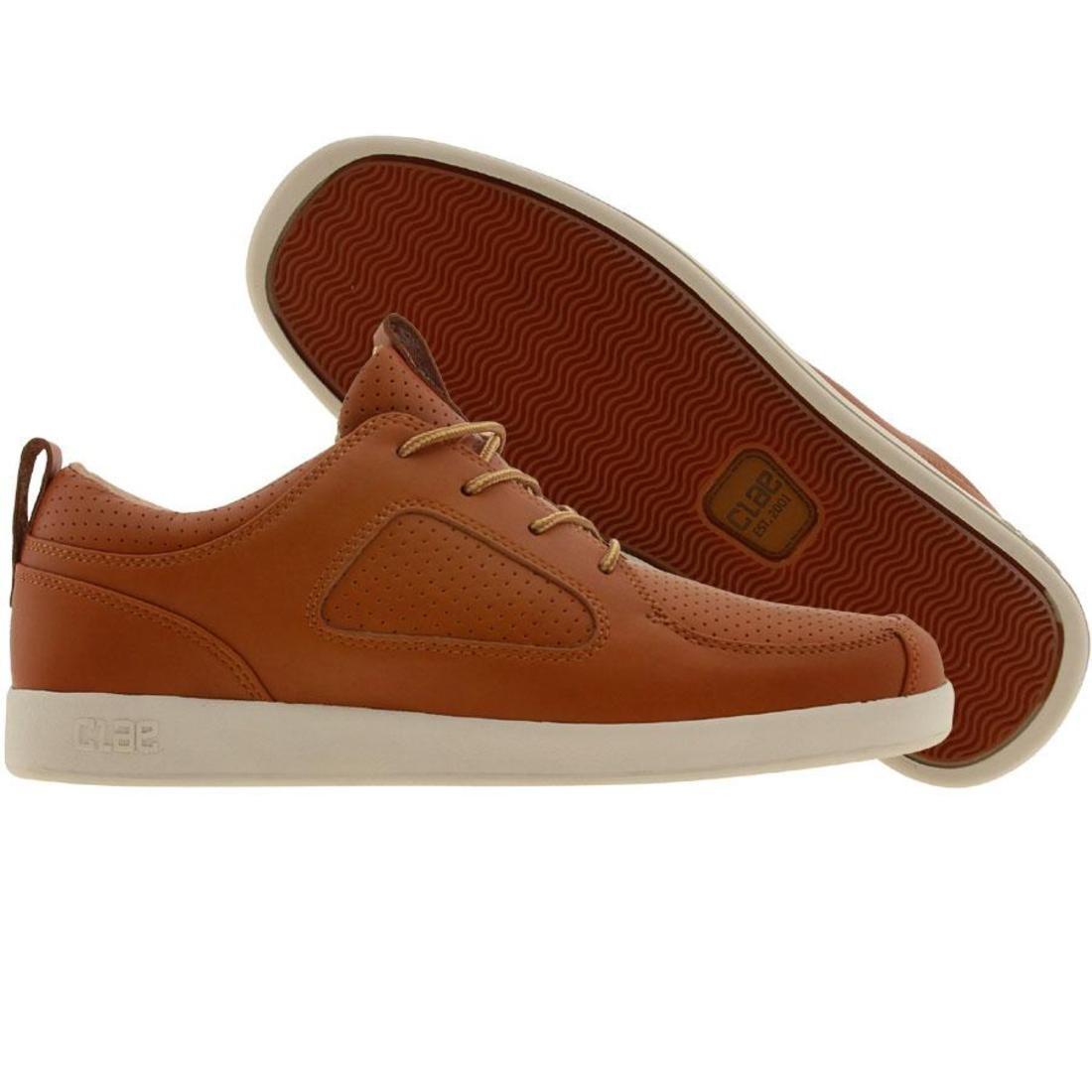 【海外限定】パーカー メンズ靴 スニーカー 【 CLAE PARKER CARAMEL 】